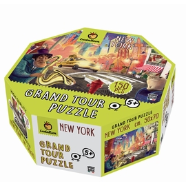GRAND TOUR PUZZLE NEW YORK