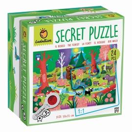 SECRET PUZZLE FORET