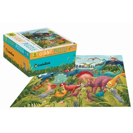 GIANT PUZZLE DINOSAURES