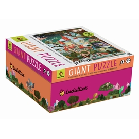 GIANT PUZZLE FORET ENCHANTEE