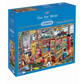 THE TOY SHOP HC