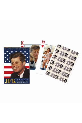 JFK KENNEDY PCB12 - 55 CARTES