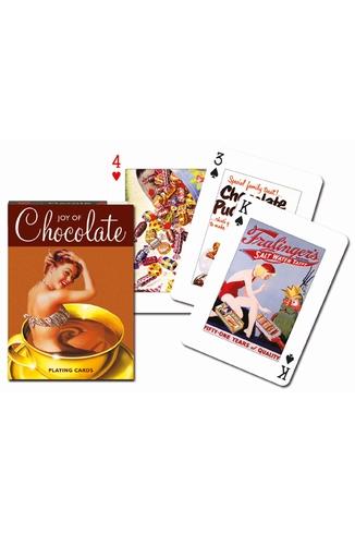 CHOCOLAT HC - 55 CARTES