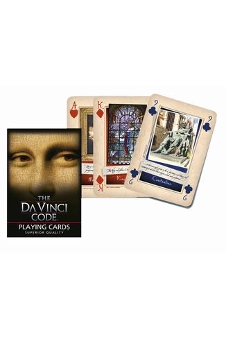 DA VINCI CODE - 55 CARTES