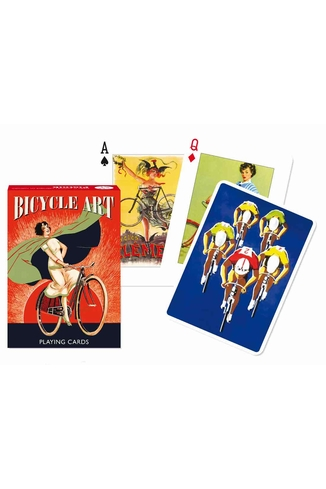 BICYCLE ART HC - 55 CARTES