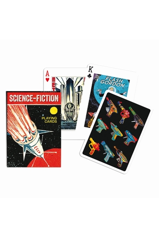 SCIENCE FICTION - 55 CARTES