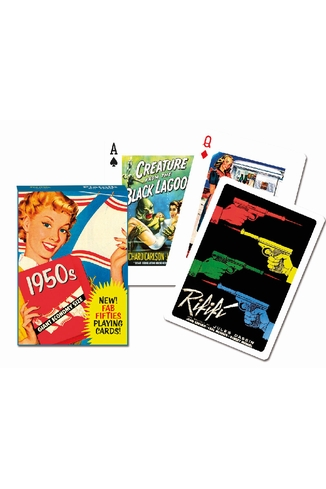 FIFTIES - 55 CARTES