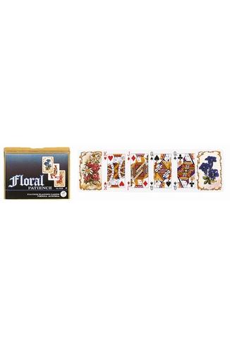 FLORAL - 2 X 55 CARTES