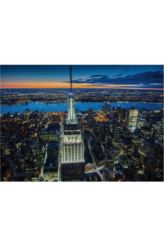 NEW YORK BY NIGHT HC - 1000 PIECES