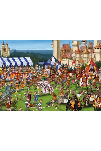 RUYER TOURNOI - 1000 PIECES