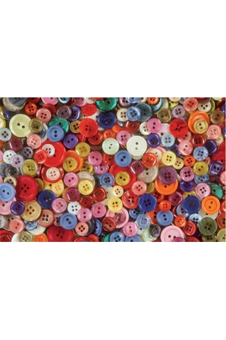 BOUTONS HC - 1000 PIECES