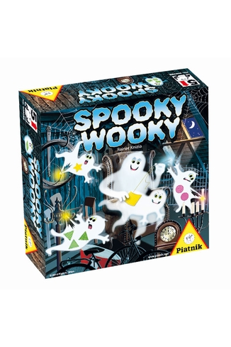 SPOOKY WOOKY -