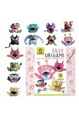 EASY ORIGAMI MONSTRES -