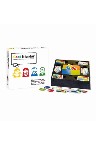 GOOD FRIENDS HC -