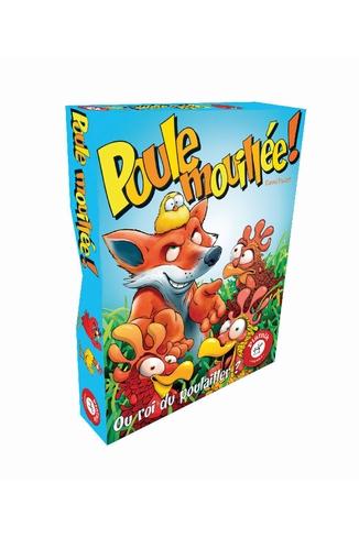 POULE MOUILLEE ! -