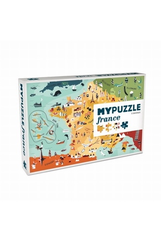 MYPUZZLE FRANCE - HELVETIQ