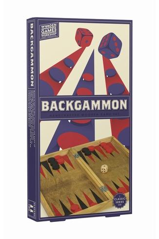 BACKGAMMON -