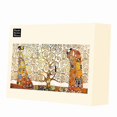 <b>Puzzle d'art en bois de 5000 pièces, découpé à la main en