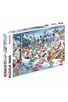 RUYER SKI DE NOEL - 1000 PIECES