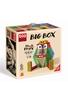 BIOBLO BIG BOX 340 BRIQUES - 340 BRIQUES 10 COULEURS