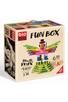 BIOBLO FUN BOX 200 BRIQUES - 200 BRIQUES 10 COULEURS