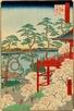 KIYOMIZU HALL - HIROSHIGE