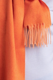 100% Cashmere 2-tone woven scarf. For Men and Ladies. One
