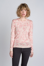 Pull Femme col rond extrafin en 80% Cachemire & 20% Soie.