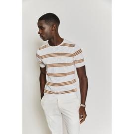 T-shirt en coton by Spontini pour homme. - ras de cou -