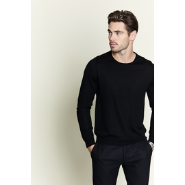 Pull by Spontini pour homme.  - Col rond - Manches longues.
