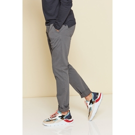 Chino slim en coton stretch by Spontini pour homme. - En