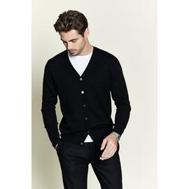 Gilet en laine by Spontini pour homme. - Coupe ajustée -