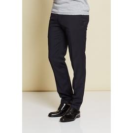 Pantalon flanelle, by spontini - coupe ajustée - le pantalon