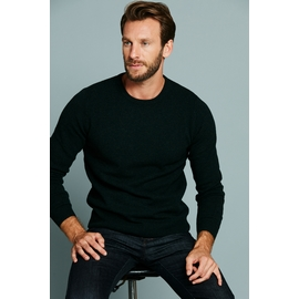 Pull col rond by Spontini pour homme. - Manches longues. -
