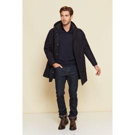 Manteau by Spontini - entièrement doublé - Beau trois quart,