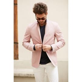 Veste en coton by Spontini pour homme.  - revers a cran