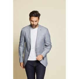 Veste en laine by Spontini pour homme. - légérement épaulé -
