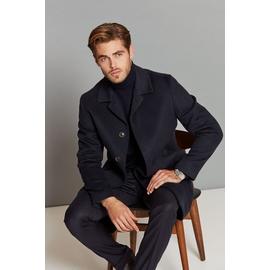Manteau by Spontini - Semi-doublé, avec 2 poches plaquées et