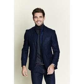 Veste en laine by Spontini pour homme. - légérement épaulé,