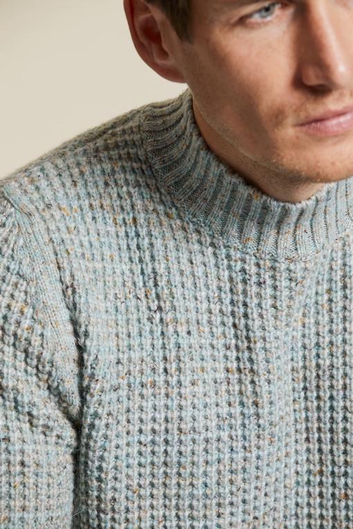 Pull by spontini Découvrez notre nouveau pull tricoté dans