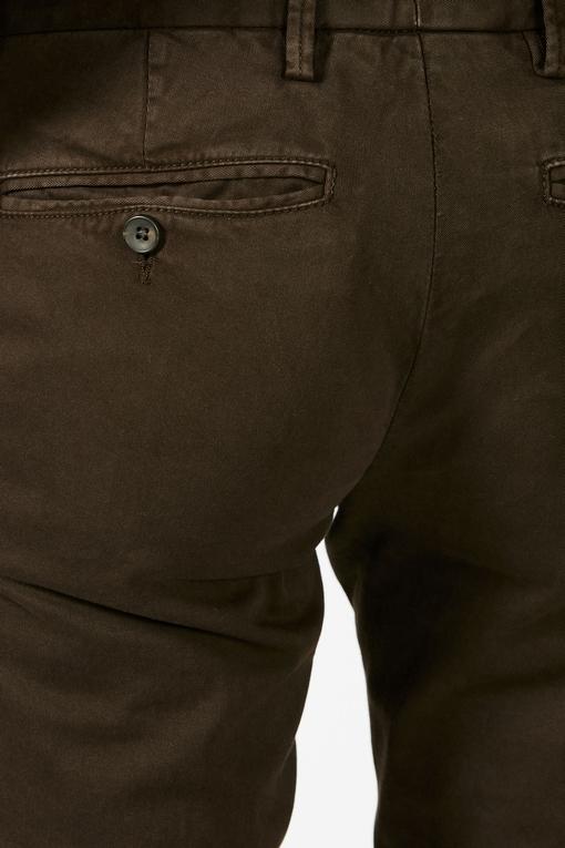 Chino slim en coton stretch by Spontini pour homme. - En
