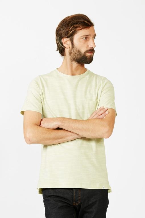 T-shirt, ras de cou, by Spontini - col rond - Manches