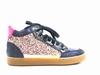 Le modèle chaussure fille SHOOPOM PLAYCON de forme montante