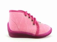 Description du modèle chaussure enfant fille Bellamy cabane.