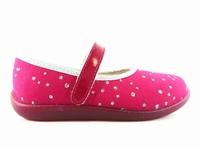 Description du modèle chaussure enfant fille Bellamy caudry.