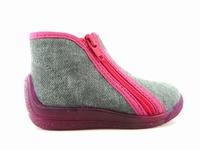 Description du modèle chaussure enfant fille Bellamy clain.
