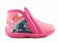 Description du modèle chaussure enfant fille Gbb maissance.