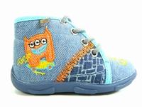 Description du modèle chaussure enfant garcon Gbb maxime.