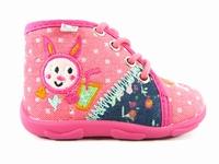 Description du modèle chaussure enfant fille Gbb mayline. Le