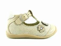 Description du modèle chaussure enfant fille Noel minibarsa.